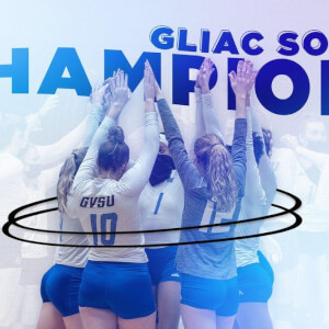 Photo on twitter by GVSUVOLLEY